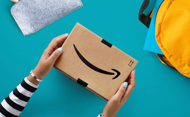 Packaging de amazon